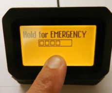 Sending Emergency call