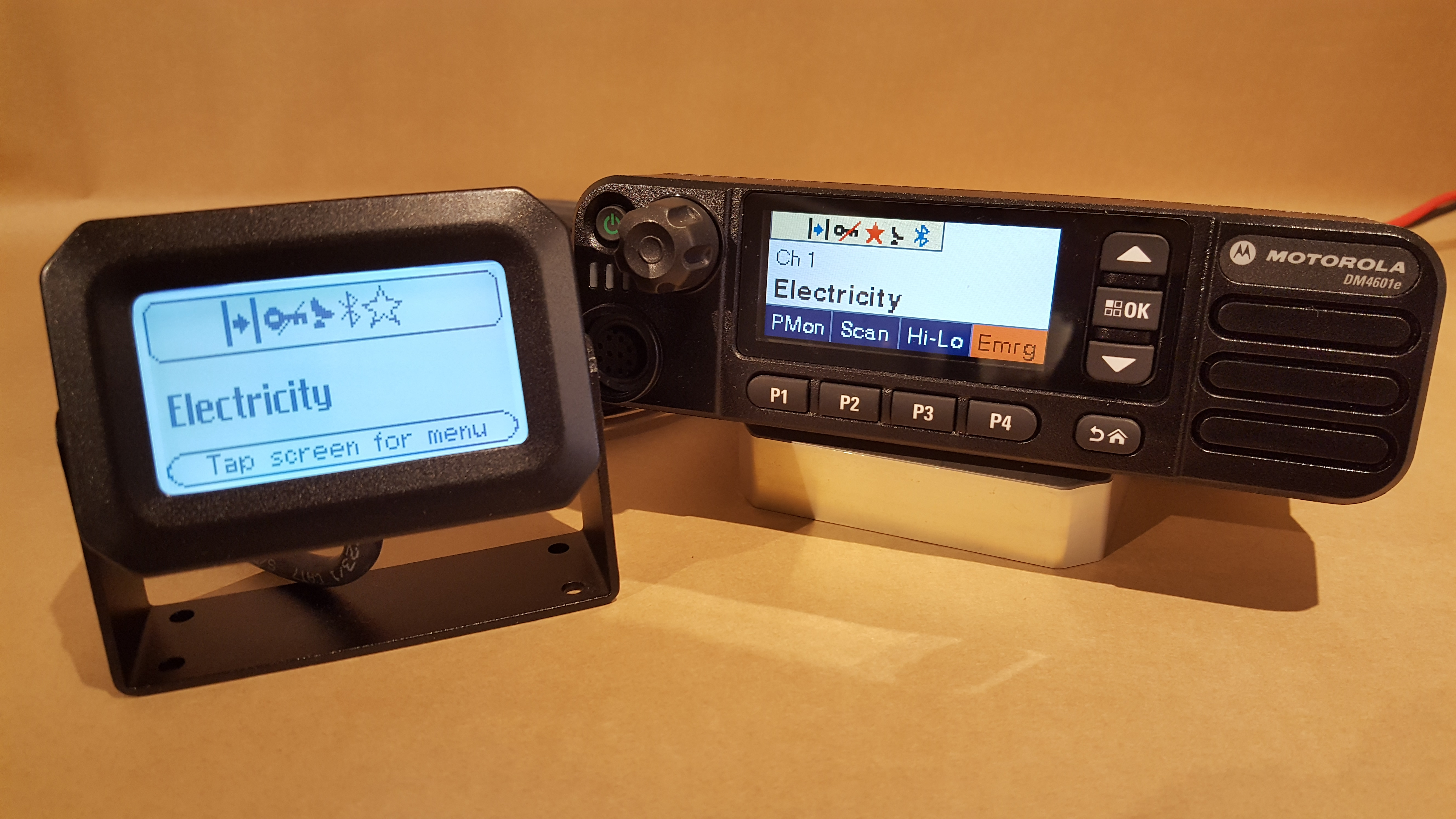 Sirius Panel with DM4600
