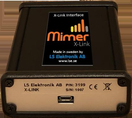 X-Link Interface box