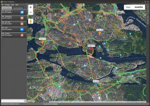 Alternative satellite mode when using Google maps