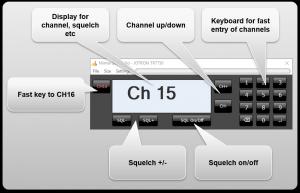 Virtual Control Head Functions Marine version