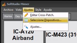 SoftRadio in Spanish